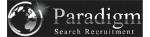 Paradigm Search Recruitment